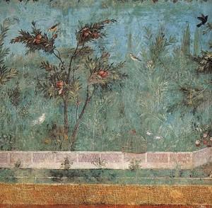 Fresco, Palazzo Massimo Museum