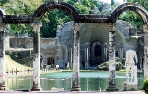 Hadrians villa_Rom