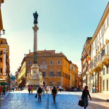 Bo i Rom – Indlogering
