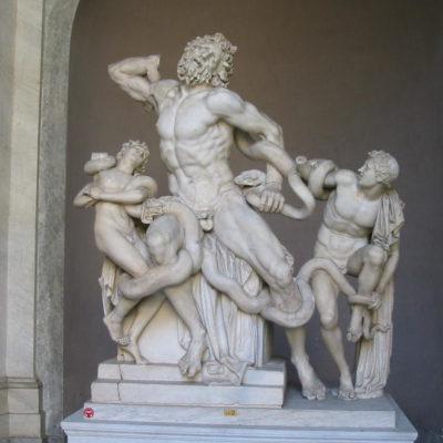 Vatikanet-Laokoon