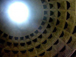 Pantheon templet Rom