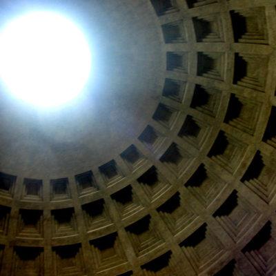 Pantheon templet Rom