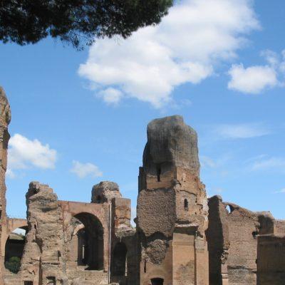 Caracalla Badeanlæg - Rom