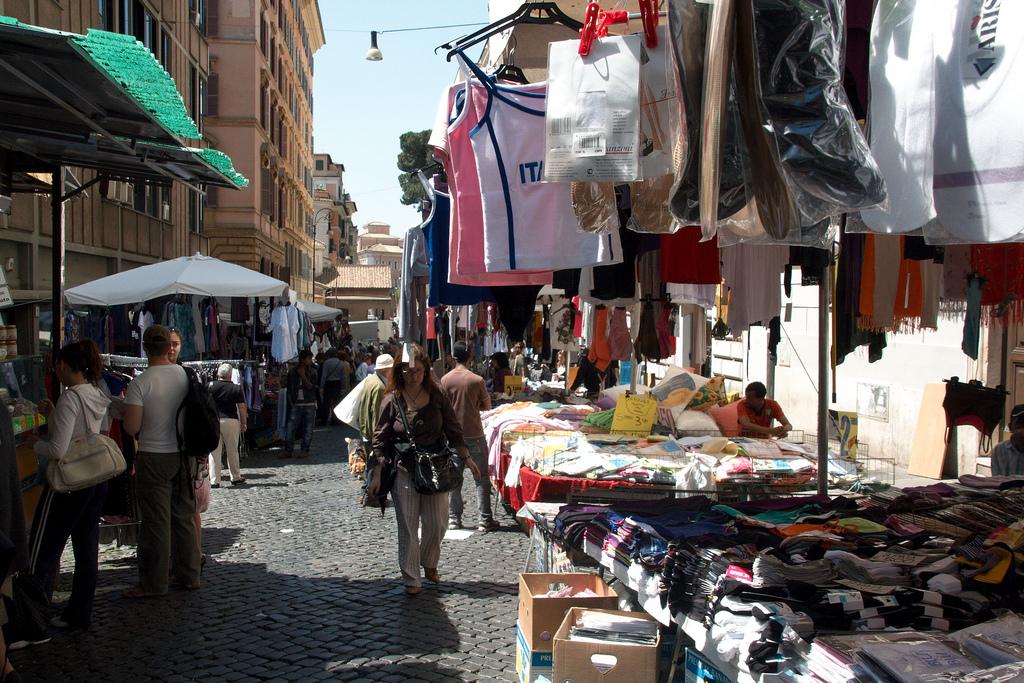 Shopping i Rom