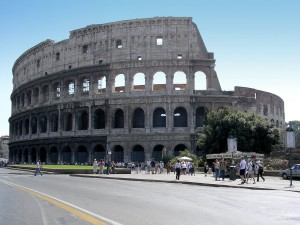 Colosseum-Rom
