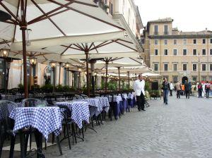 Gastronomi i Rom