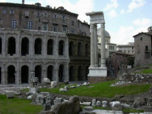 Marcello Teateret Rom